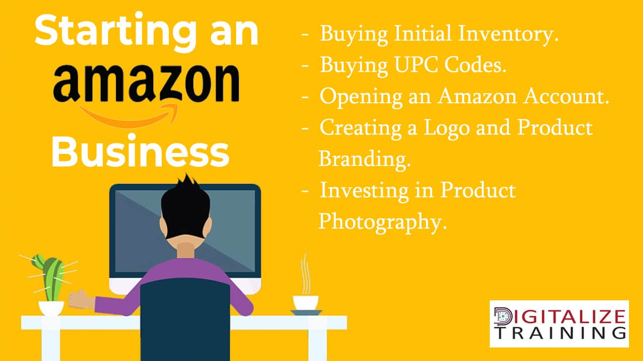 Amazon FBA Digitalize Training